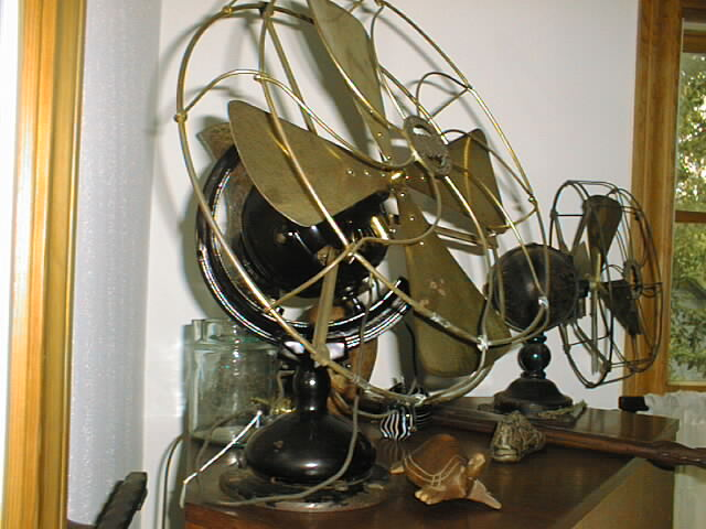 Antique Electric Fans