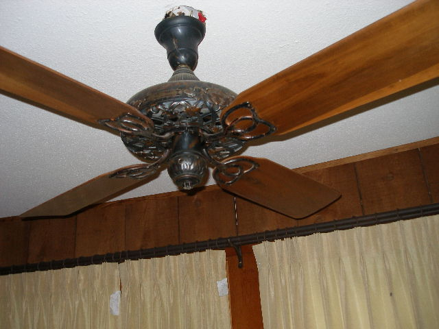What Was The First Electric Fan : First electric fan invented